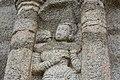 Mahishasuramardini Mandapam, Pallave period, 7th century, Mahabalipuram (14) (37426226246).jpg