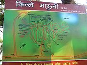 Mahuli Map