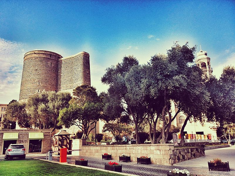 Maiden Tower, Places to visit in Baku