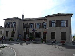 Satolas-et-Bonce Commune in Auvergne-Rhône-Alpes, France