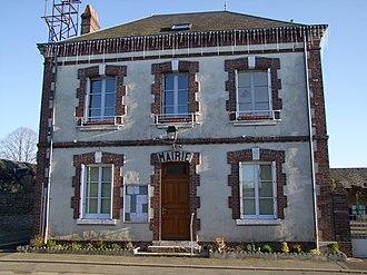 Le Gault-du-Perche - Town hall