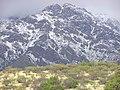 Majestuosa es la blanca montaña. desde alto Macul - panoramio.jpg