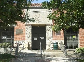 Malabar Branch - Malabar Branch Library, 2008