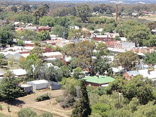 Maldon, Victoria Town in Victoria, Australia