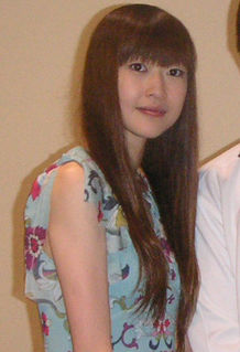 Mamiko Noto Japanese actress, voice actress and singer