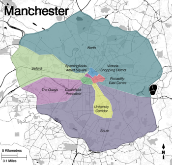 Manchester  Travel Guide At Wikivoyage