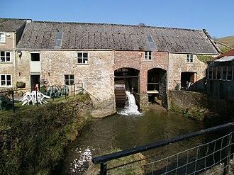 West Milton, Dorset - Mangerton Mill