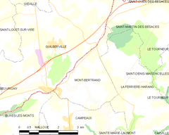 Map commune FR insee code 14441.png