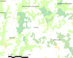 Map commune FR insee code 15264.png