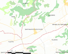 Map commune FR insee code 26317.png