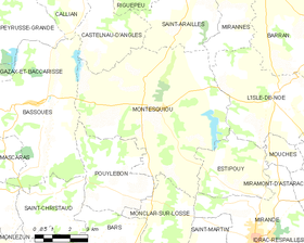 Map commune FR insee code 32285.png