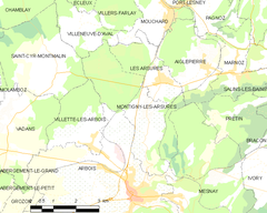 Map commune FR insee code 39355.png