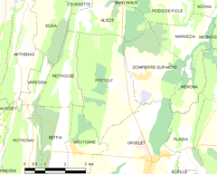 Map commune FR insee code 39443.png