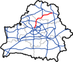 Map of Automobile Roads in Belarus M3.png