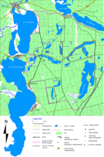 Map of Bory Tucholskie National Park.png
