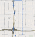 Map of Broadway-Manchester district of Los Angeles, California.png
