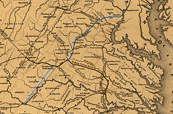 Map showing the Orange and Alexandria Railroad.jpg