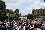 Marcha contra el adoctrinamiento estudiantil, Caracas 26Abr14 (13977505710).jpg