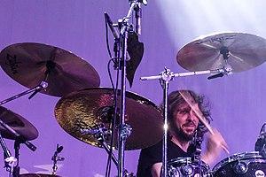 Marco Minnemann - Marco Minnemann in Aarhus, 2016