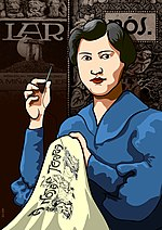 Wikipedia:Lista de mulleres de Galicia segundo Wikidata - Wikipedia
