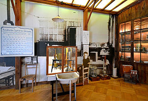 Maria Skłodowska-Curie Museum - An exhibition at the museum