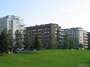 Marienlyst - Housing at Marienlyst.