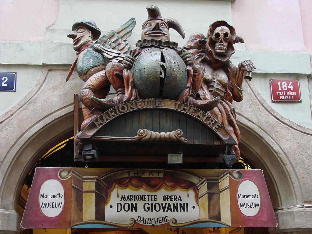 Marionette Opera Prague