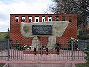 Markowa pomnik