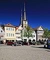Marktplatz in Saalfeld, Thüringen 2H1A4928WI.jpg