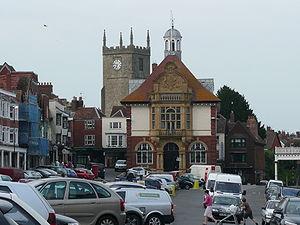 Marlborough, Wiltshire - High Street