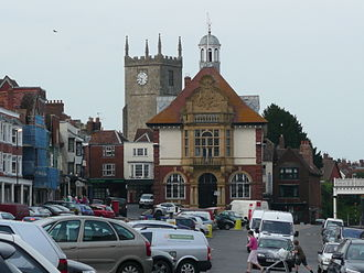 Marlborough, Wiltshire - High Street