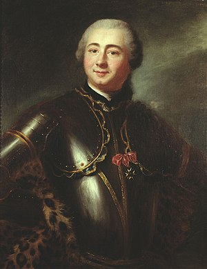 Battle of Grand Pré - Charles Deschamps de Boishébert et de Raffetot