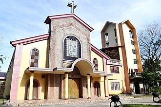 Bula, Camarines Sur - Image: Mary Magdalene Parish Church