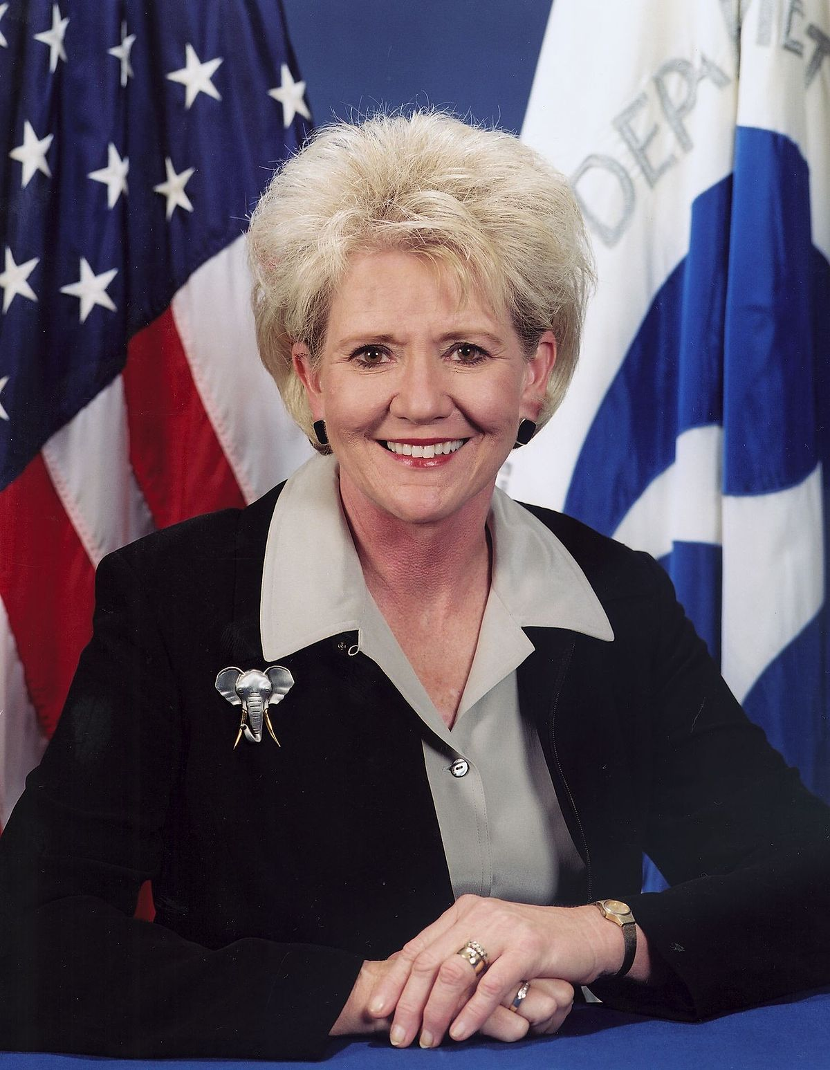 Mary Peters (politician) - Simple English Wikipedia, the free encyclopedia