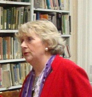 Mary Kenny - Mary Kenny in 2008