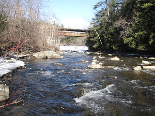 Mascoma River river in the United States of America