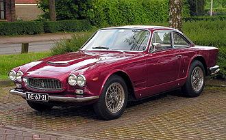 Maserati Sebring - Maserati Sebring Series I