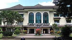 University of Mataram - Library and Media Center