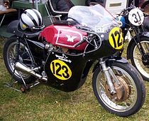 Matchless G50 uit 1962