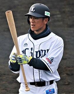 Kazuo Matsui Japanese baseball player and coach