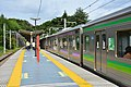 Matsushima Kaigan Station platform 2016-10-10 (30594016841).jpg