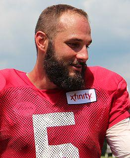 Matt Bosher American football punter