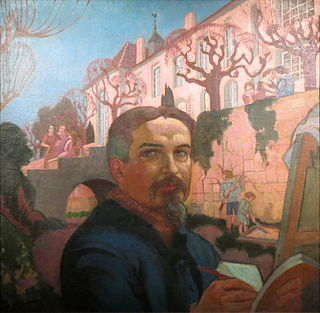 Maurice Denis French painter