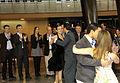 Mauricio Macri felicitó a las parejas ganadoras del Campeonato Mundial de Tango 2012 (7945797438).jpg