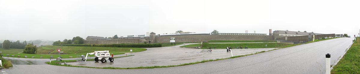 Mauthausen-Panorama