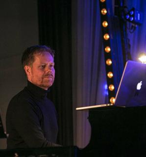 Max Richter British composer