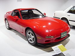 Third generation Mazda RX-7