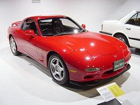 Mazda Rx7 3rd Generation01