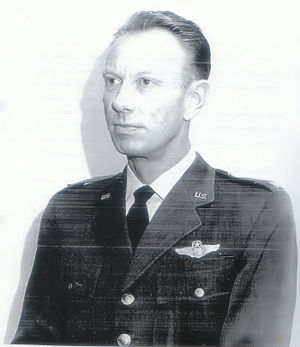 342nd Fighter-Day Wing - Colonel Robert G. Emmens USAF Construction supervisor and first Wing Commander, 342 FDW Myrtle Beach AFB