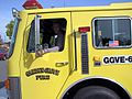 Me in GGVE-6 Fire Truck - Flickr - Highway Patrol Images.jpg